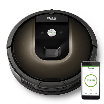 Roomba 174 606 At Rs 21 900 Robotic Vacuum Cleaner Launch