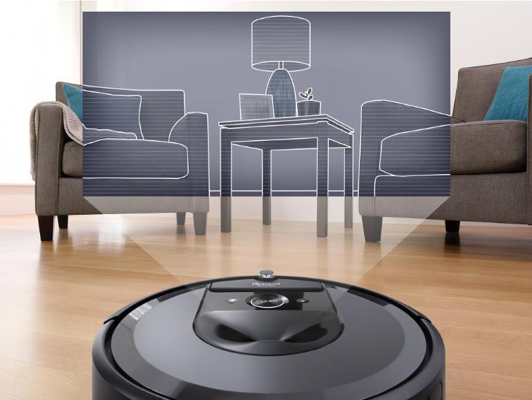 Robotic Vacuum Cleaner Floor Mopping Home Robots