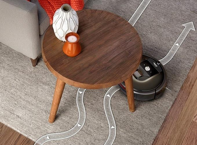 Roomba smart adaptation